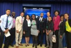 NCAS Fellows at WH Climate Equity Event